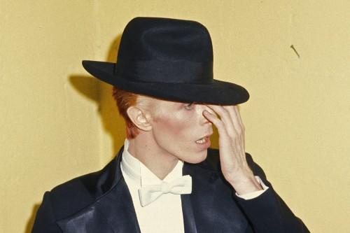 David Bowie: Ground Control to Davy Jones