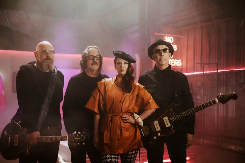 Garbage Show the World Who's Boss on 'No Gods No Masters'