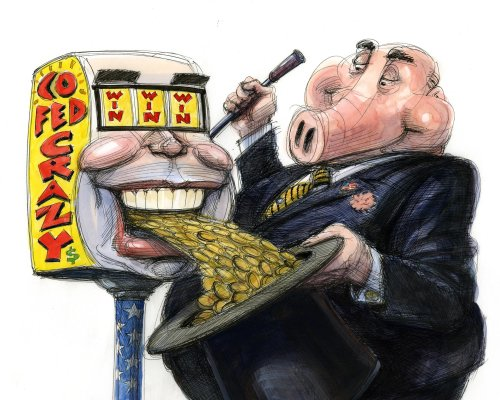 How the COVID-19 Bailout Gave Wall Street a No-Lose Casino