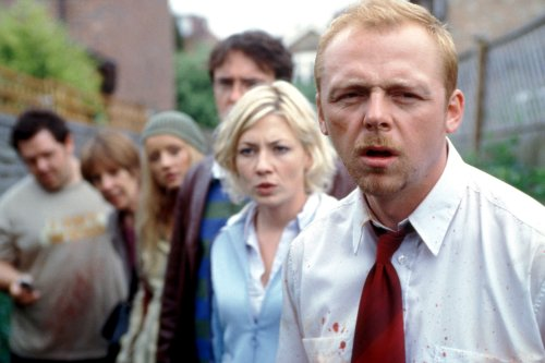 Go Inside the Making of 'Shaun of the Dead' in This Excerpt From 'You've Got Red on You'