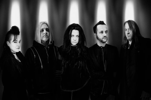 Evanescence Search for Goth-Metal Meaning on 'The Bitter Truth'