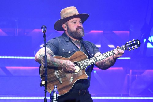 Zac Brown Tests Positive for Covid-19, Cancels Tour Dates