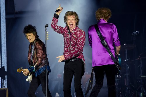 Watch the Rolling Stones Play Their First Show Without Charlie Watts