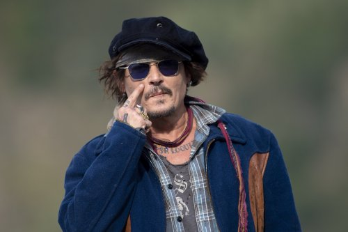 Johnny Depp Complains About Cancel Culture Before Accepting Major Film Fest Award