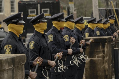 'Watchmen' Writer on Trump in Tulsa, Bad Cops, and America's White Supremacy Problem