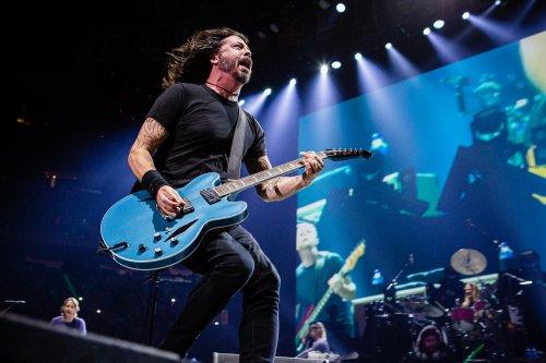 Foo Fighters Welcome Rock Back at Exultant MSG Show