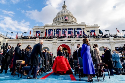 The Audacity of 'Dreams': Biden's Inauguration Week and the Triumph of American Musical Weirdness