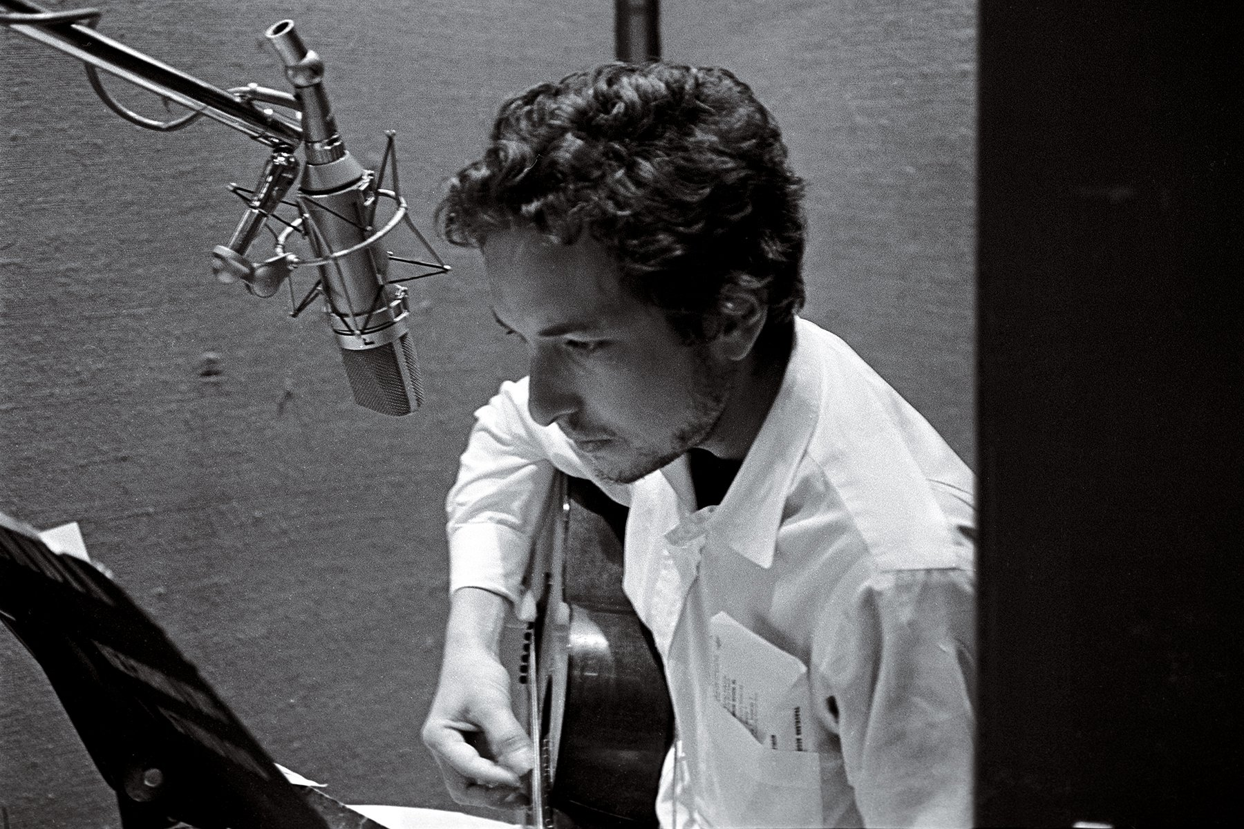 Inside Bob Dylan's Lost Interviews and Unseen Letters