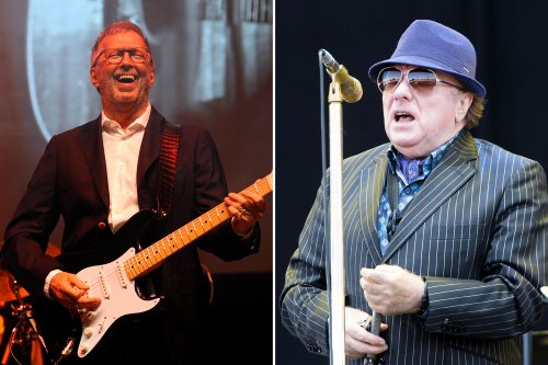 Van Morrison and Eric Clapton Wonder Why They're the Only 'Rebels' Left in New Duet