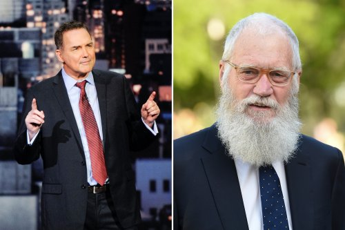 David Letterman Remembers Norm Macdonald: 'He Was the Best'