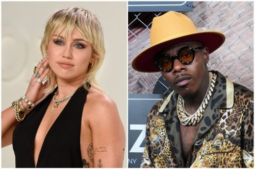 Miley Cyrus Reaches Out to DaBaby to 'Learn From Each Other'