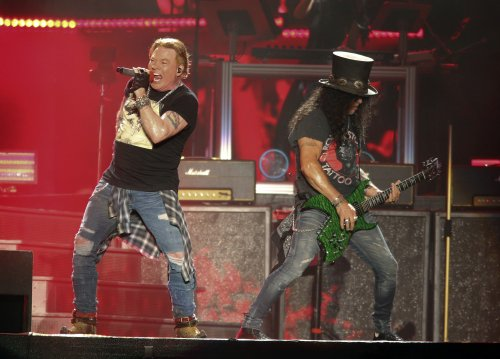 Guns N' Roses Give 'Hard Skool' Lessons in New Song