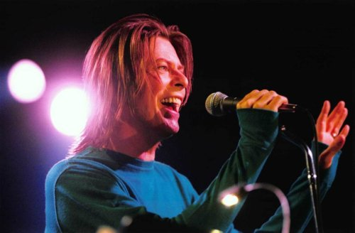David Bowie To Be Seen On The Silver Screen