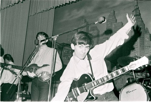 Flashback: The Beatles Play a Frenetic 'Long Tall Sally' in 1962