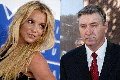 Britney Spears Tells Court Her Dad's Still Messing With Her Wedding