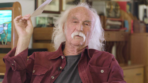 David Crosby Answers Your Questions on Edibles, Beatles vs Stones