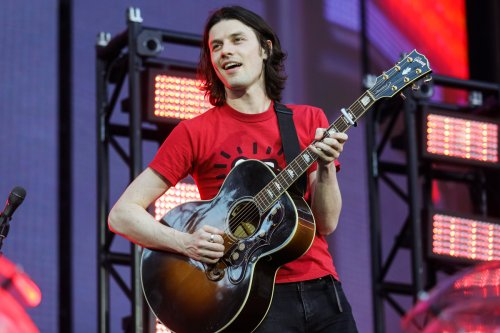 'In My Room' With James Bay