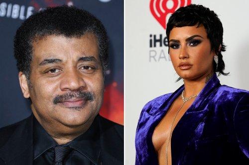 "Neil deGrasse Tyson Tells Demi Lovato: ""Aliens Have No Feelings"""