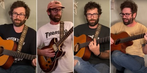 AJJ's Sean Bonnette on A Year of 'Live from Quarantine'