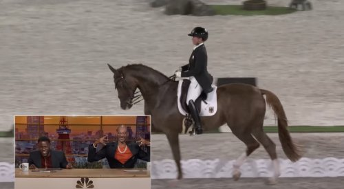 Watch Snoop Dogg, Kevin Hart Hilariously Recap Olympics Equestrian Event
