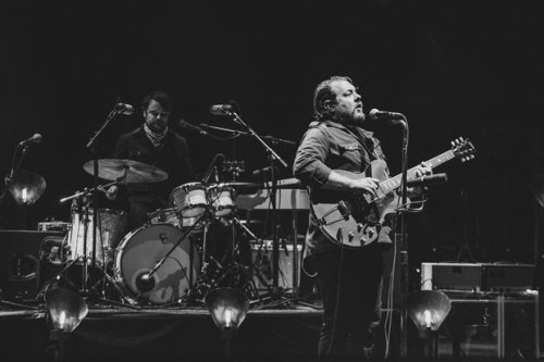 Watch Nathaniel Rateliff Perform 'All Or Nothing' Live at Red Rocks