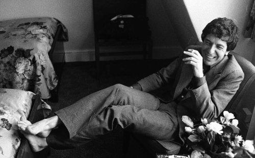 Leonard Cohen: Ein Leben in Gesprächen