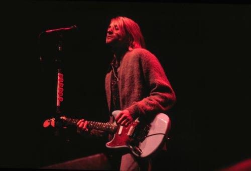 """30 Jahre """"Nevermind"""": Fender bringt Kurt-Cobain-Gitarre auf den Markt"""