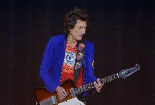 Rolling Stones: Ronnie Wood will Drogenabhängigen helfen