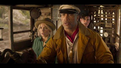 """Gewinnen: """"Jungle Cruise"""" auf Blu-ray oder DVD"""