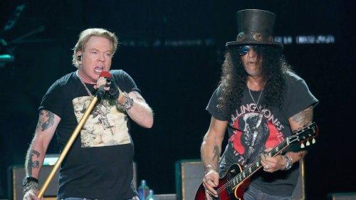 Guns N' Roses: aktualisierter Stand zum neuen Album