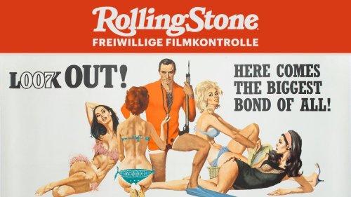 Bond-Ranking und Kritik (4): James Bond 007 – Feuerball
