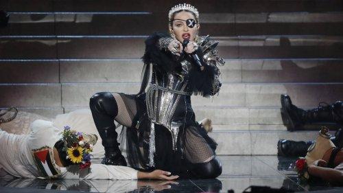 Madonna legt sich via Instagram mit einer Pro-Waffen-Aktivistin an