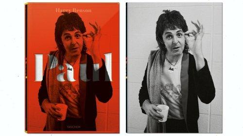 Paul McCartney: Sehen Sie hier intime Aufnahmen aus dem neuen Benson-Bildband
