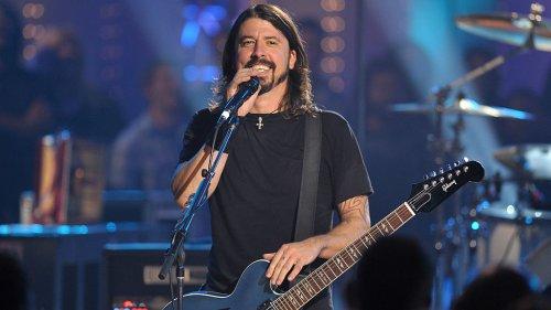 """Selbst Musikhören tat weh"": Dave Grohl über den Tod von Kurt Cobain"