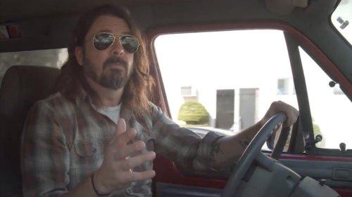 "Dave Grohl: Neue Doku ""What Drives Us"" mit Starbesetzung – Trailer hier ansehen"