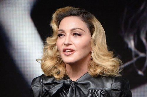Madonna nimmt Abschied von Nick Kamen