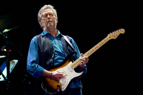Eric Clapton spielt trotz Corona-Wut Konzert mit Impfpflicht
