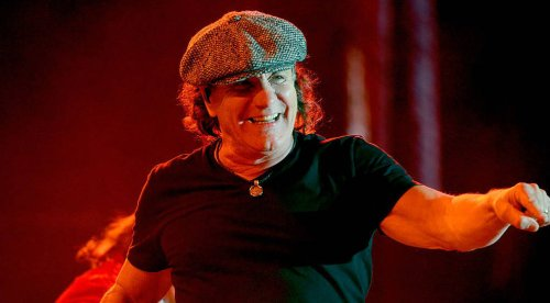 "AC/DC-Sänger Brian Johnson: Autobiografie ""The Lives of Brian"""