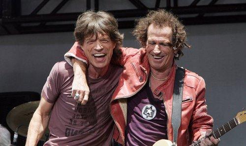 Mick Jagger und Keith Richards feiern ihr erstes Treffen vor 60 Jahren