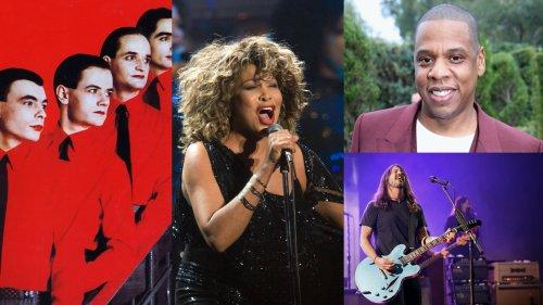 Rock'n'Roll Hall of Fame 2021: Kraftwerk, Tina Turner und Foo Fighters dabei