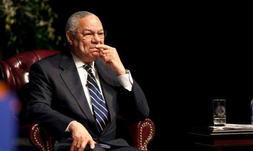 Colin Powell, figure de la guerre en Irak, est mort