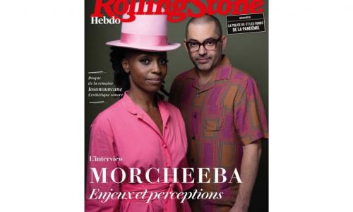 Rolling Stone Hebdo : Le grand retour de Morcheeba