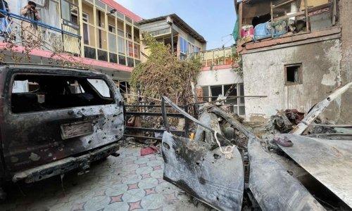 Afghanistan : L'armée américaine admet avoir tué 7 enfants dans une frappe de drone
