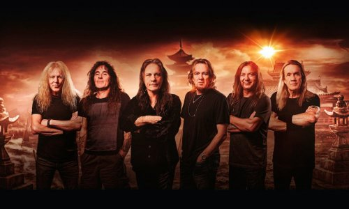 Iron Maiden confirme la sortie d'un nouvel album, « Senjutsu »