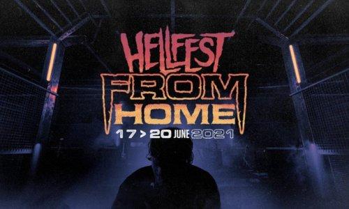 Des pogos dans le salon : Hellfest From Home, un livestream événement