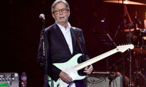 Eric Clapton : il refuse de se produire dans les salles où le vaccin est requis