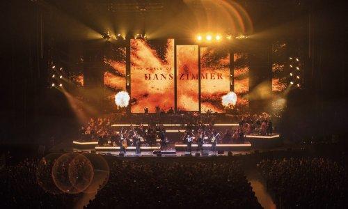 Hans Zimmer en tournée à travers la France