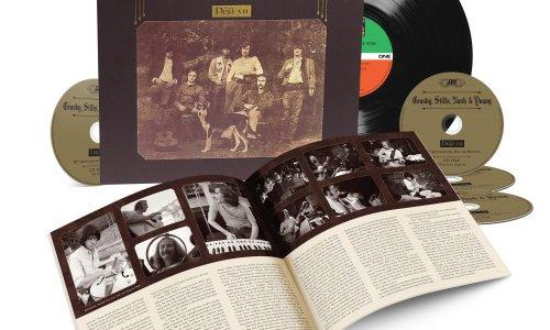 « Deja Vu » de Crosby, Stills, Nash & Young, réédité, remastérisé et augmenté !