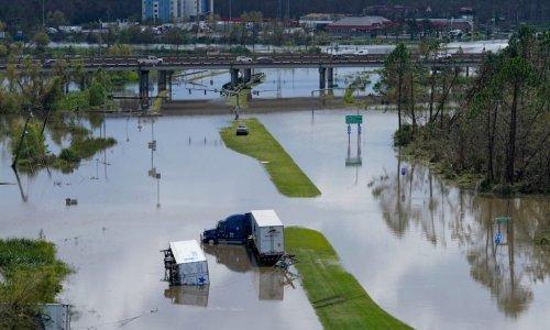 Aux États-Unis, la menace de plus en plus pesante des inondations
