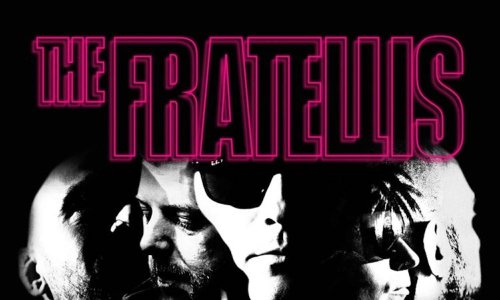 The Fratellis : « Half Drunk Under A Full Moon », art majeur